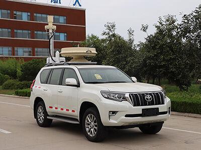 6KW取力发电机供电系统(丰田普拉多无线电监测车)