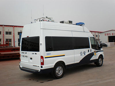 6KW取力发电机供电系统(福特全顺警用通信指挥车)