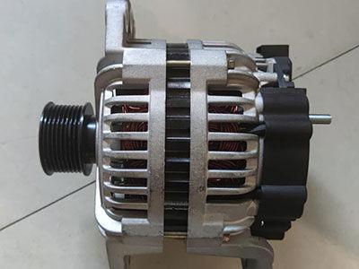 4KW取力发电机供电系统(福田奥铃房车)