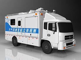 5KW取力发电机供电系统(大气走航车)