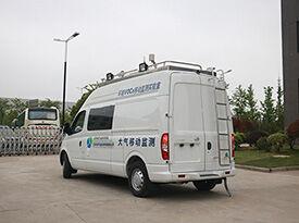 4KW取力发电机供电系统(上汽大通V80环境检测车)