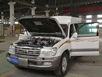 10KW双取力发电机供电系统信号屏蔽车-需提速