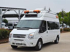 4KW取力发电机供电系统(全顺新世代环境监测车)