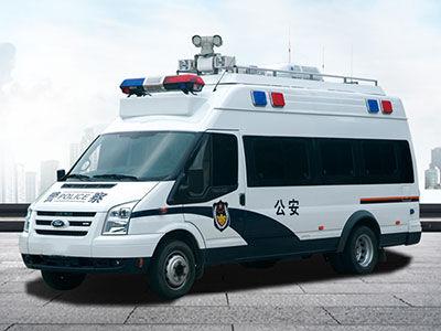 6KW取力发电机供电系统(福特新世代警用通信指挥车)