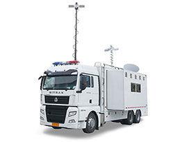 12KW取力发电机供电系统(汕德卡应急通信指挥车)