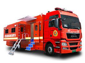 15KW取力发电机供电系统(消防救援卫星通信车)
