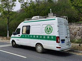 4KW取力发电机供电系统(依维柯环境移动监测车)